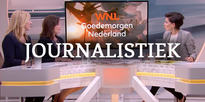 journalistiek logo