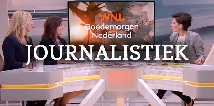 journalistiek logo